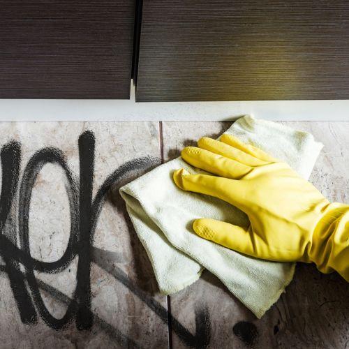 AF Graffiti Remover Gel 400Ml