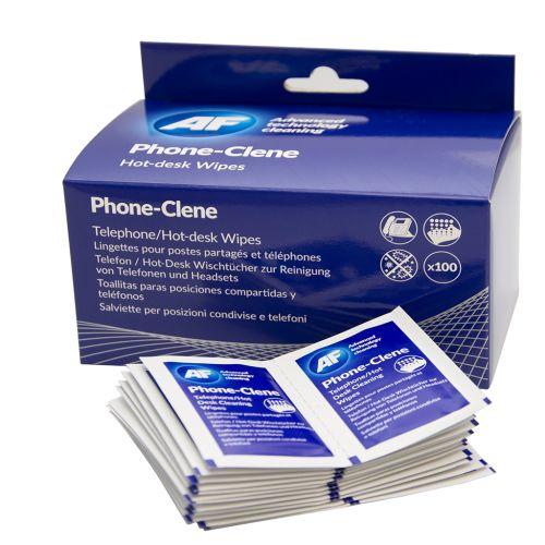 AF Phone-Clene Wipes Sachet Pack 100