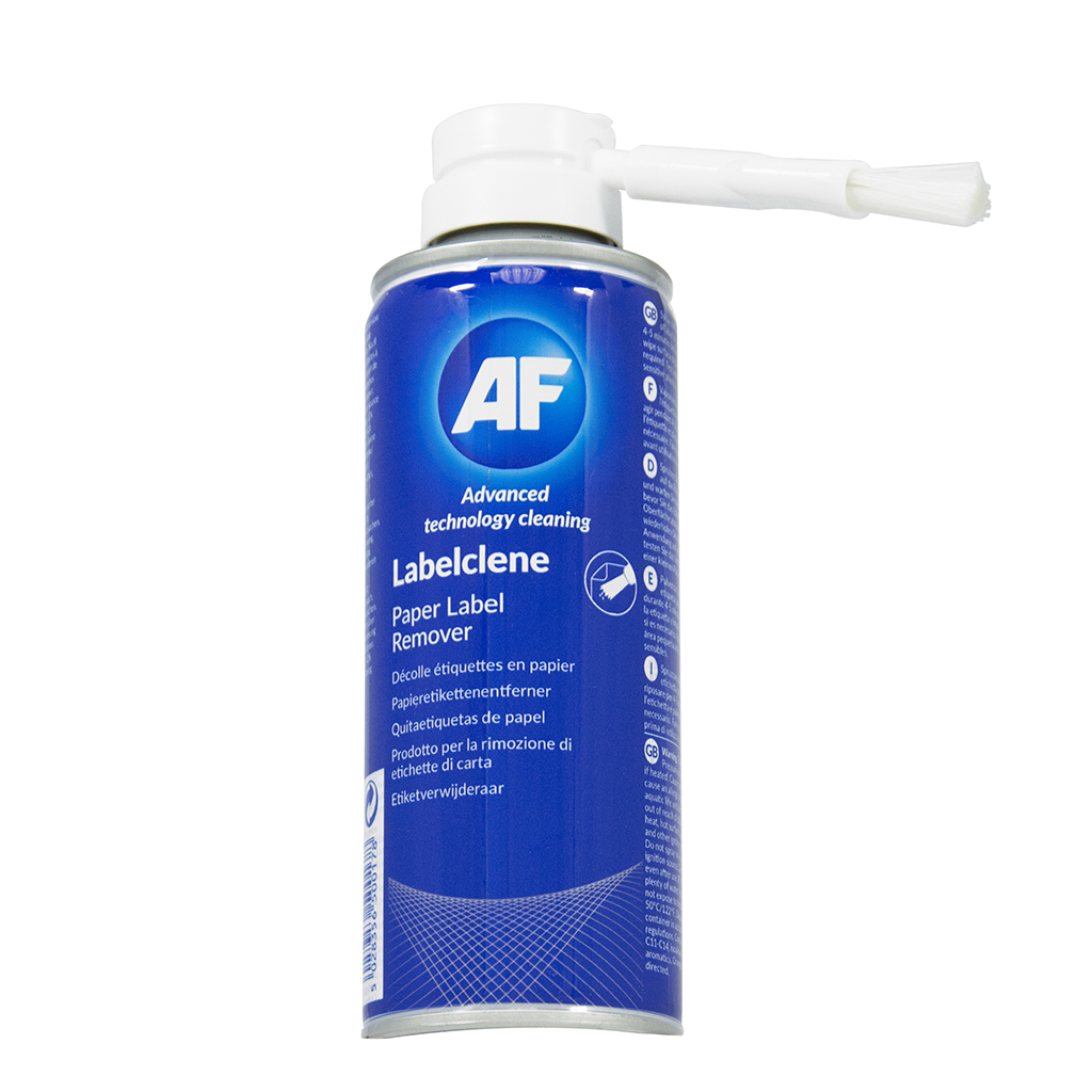 AF Labelclene (200ml) Paper Label Remover Pump Sray