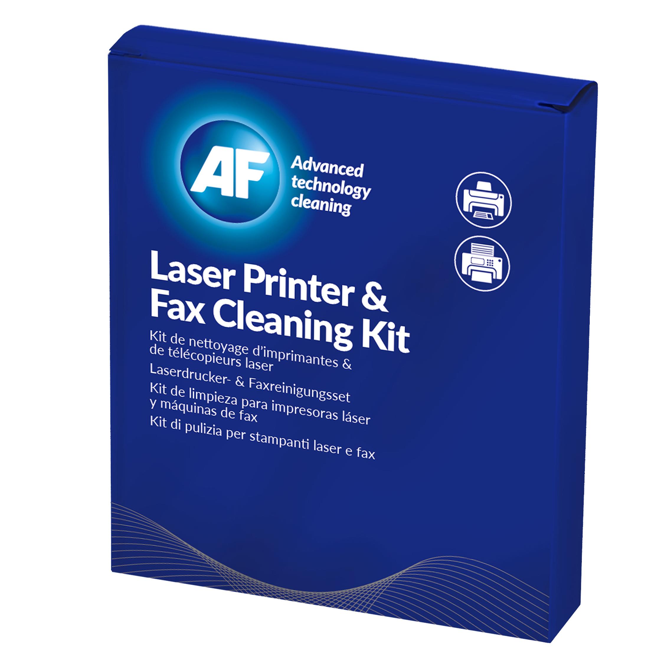 Af Laser & Fax Cleaning Kit