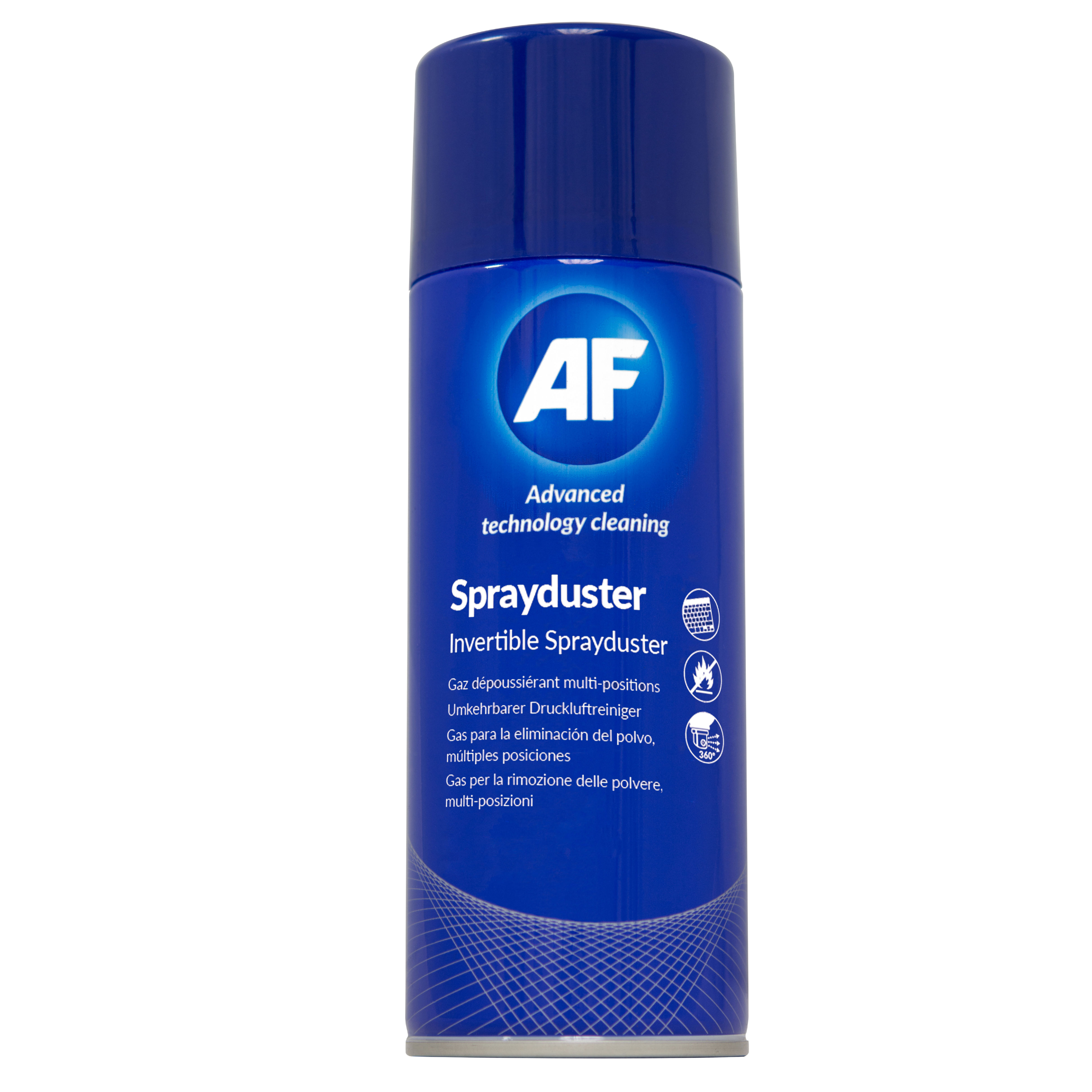 AF Sprayduster Invertible Air Duster 125ml SDU125D