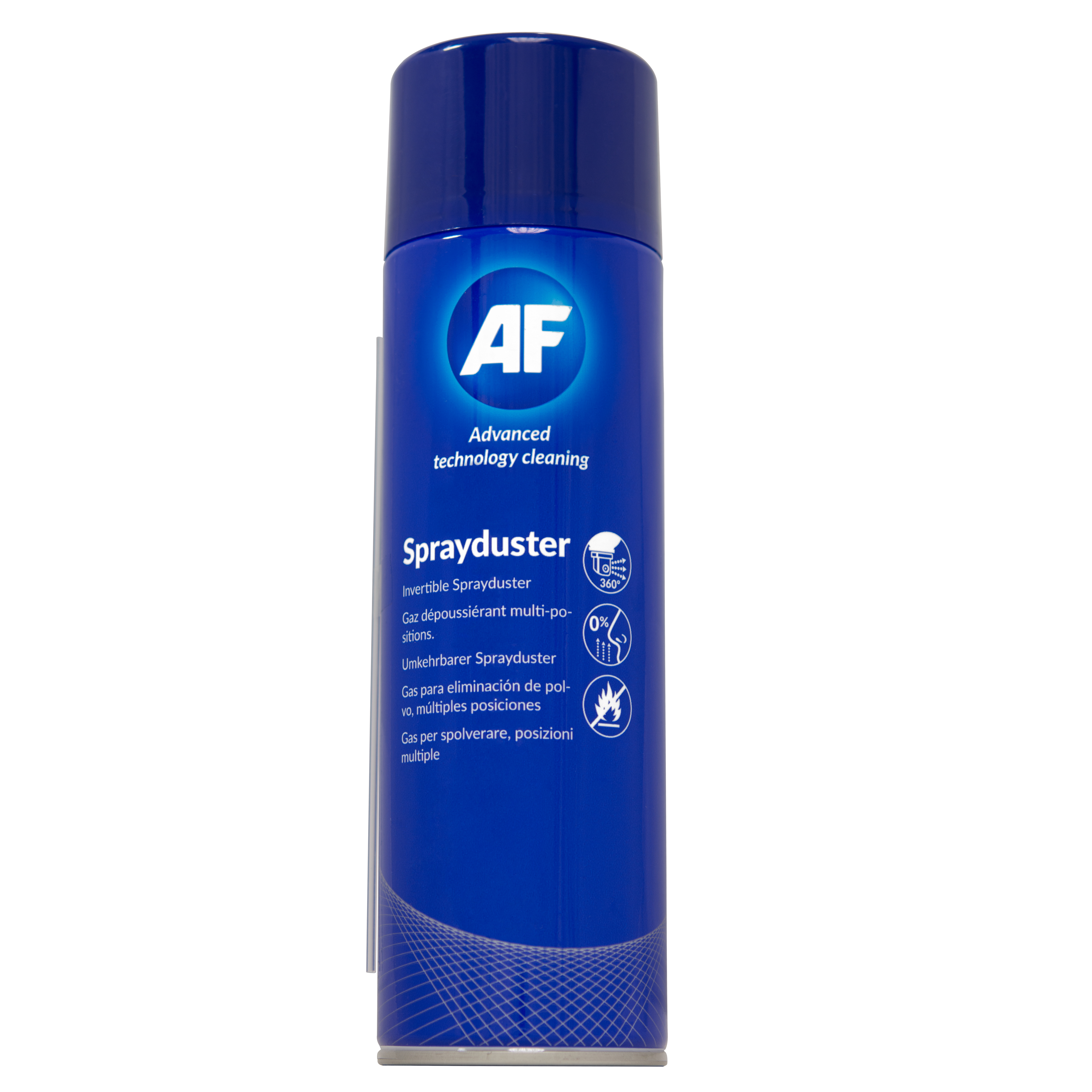 AF Sprayduster Invertible Air Duster 200ml ASDU200D