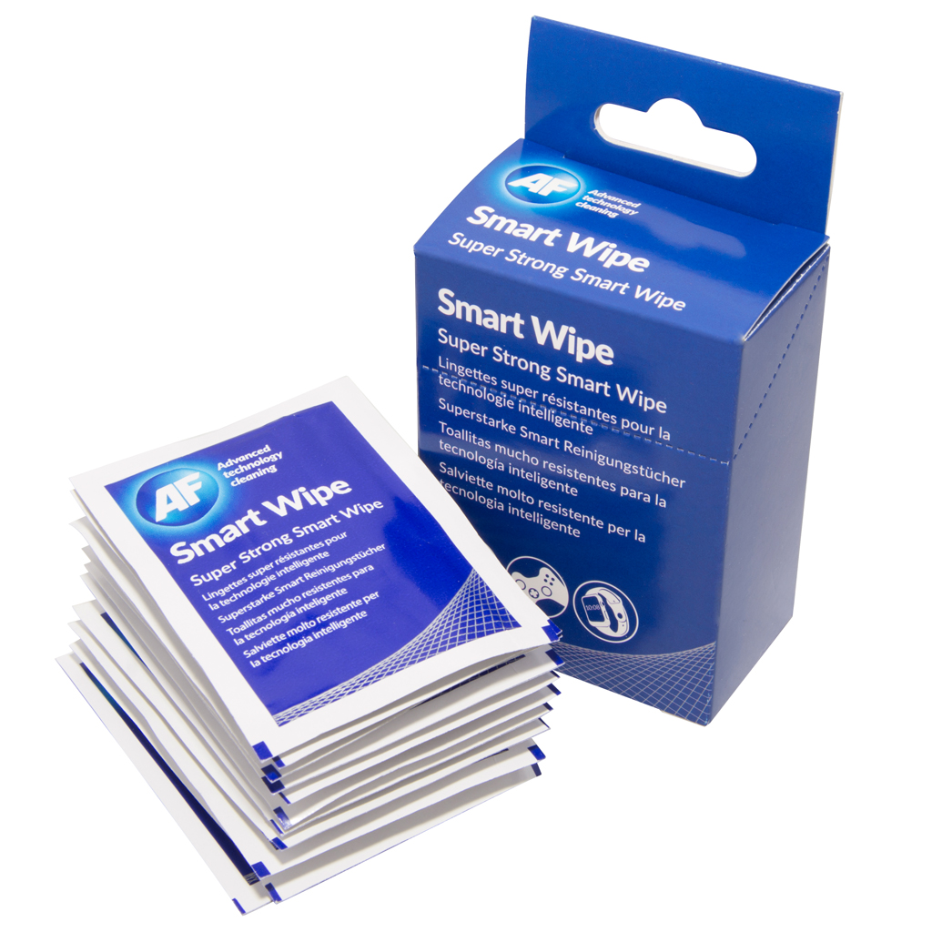 Screen AF Smart Wipes Pack 10