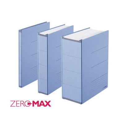 Plus ZeroMax A4 Expanding Folder, blue