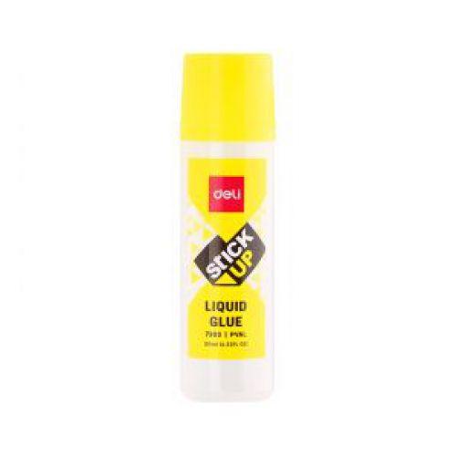 Deli Liquid Glue Spreader Bottle 125ml Pk12