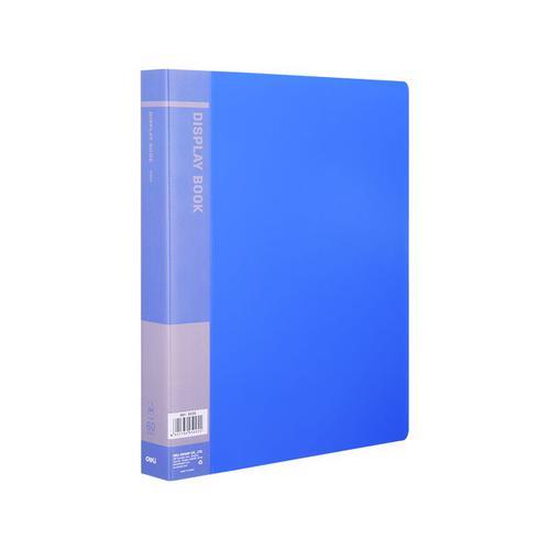 Deli Display Book H/Duty 60 Pkt Ast