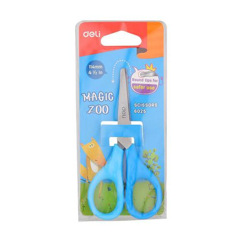 Deli Kids Scissors 114mm