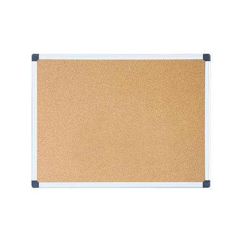 Deli Corkboard Au Frame 90x60cm