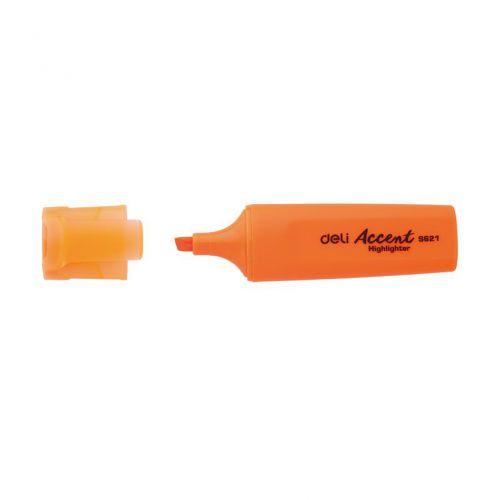 Deli Highlighter Chisel 1-5mm Or Box 10