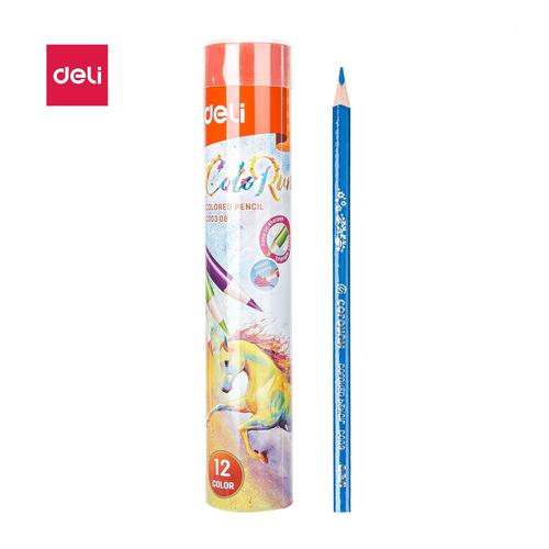Colorun Pencil Tube Assorted Pack 12