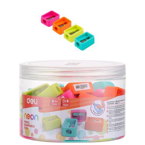 Deli Plastic Sharpener Tub48