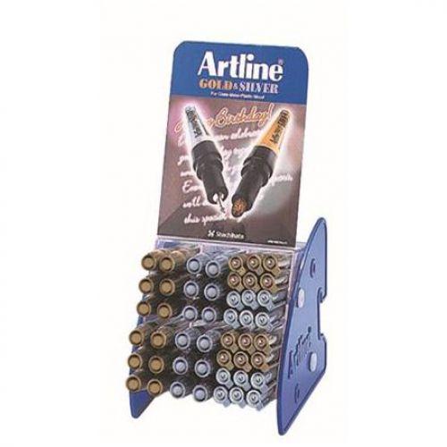 Artline Metallic Pen Display 72s