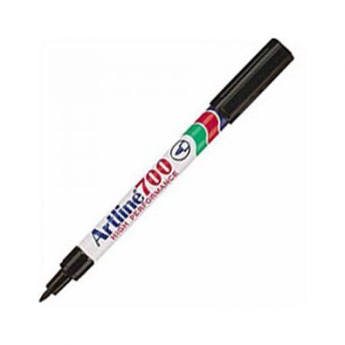 Artline 700 Fine Bullet Tip Marker Black