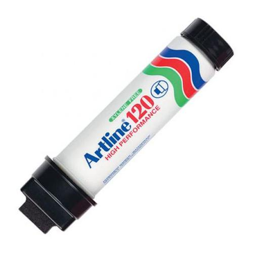 Artline 120 Giant Marker Chis 20mm Blk Bx6