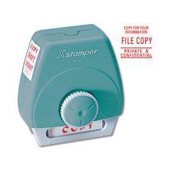 Artline X-Stamper 3-in-1 Pre-inked