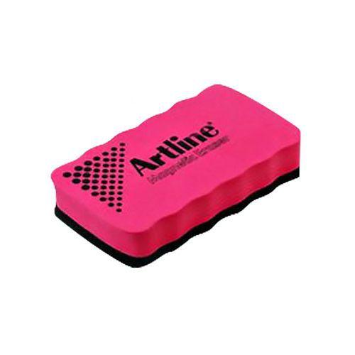 Artline Magnetic Eraser Pink