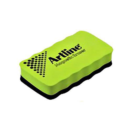 Artline Magnetic Eraser Green