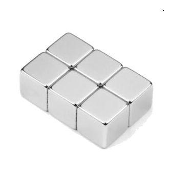 Pavo Super Magnets 10x10mm Cube Pk6