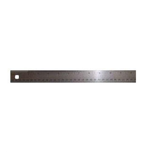 Pavo Steel Ruler 12 inch 300mm