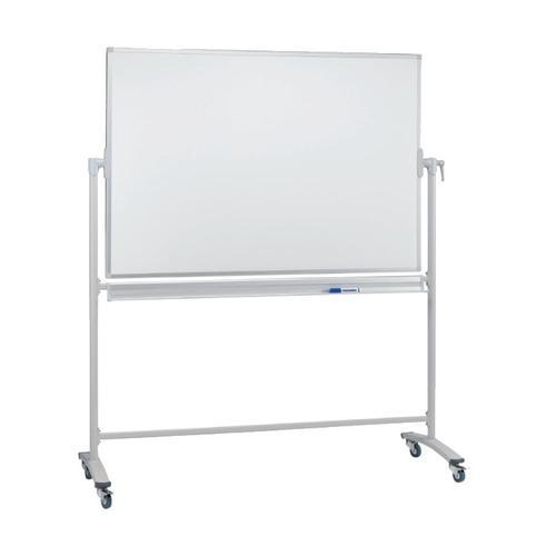 Whiteboard Revolving Enamel Magnetic 150x100cm
