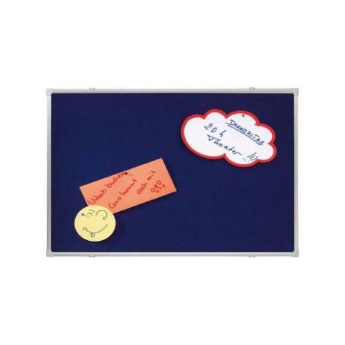Franken Franken Felt Pinboard x-Tra 1200x900mm Blue