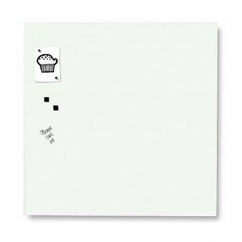 Franken Glassboard 350x350mm White