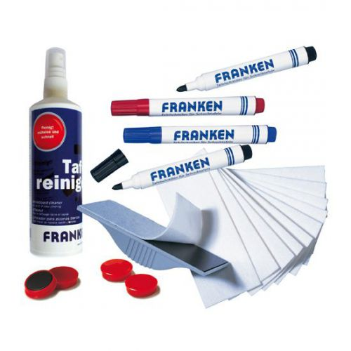 Franken Starter Kit For Whiteboard/Gridboard