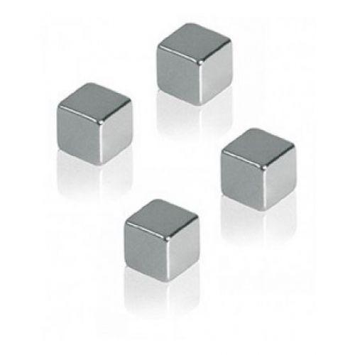 Franken Neodymium Magnetic Cube 10mm Pk2