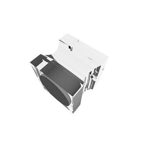 Franken Neodymium Magnet Stamp 20x20x20mm