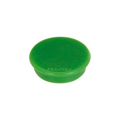 Franken Magnet Round 13mm Green