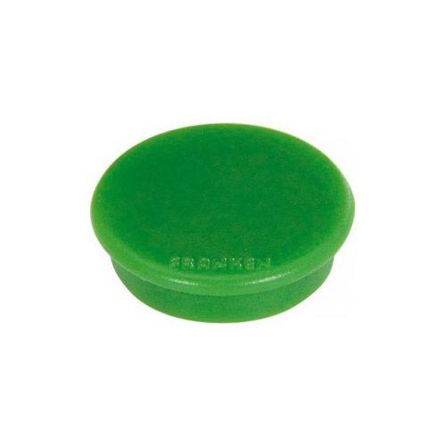 Franken Magnet Round 24mm Green
