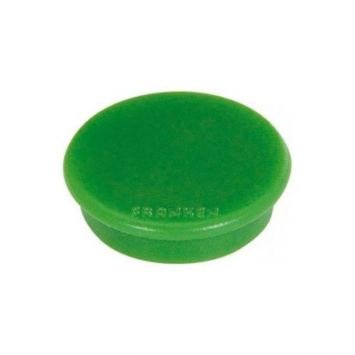 Franken Magnet Round 32mm Green