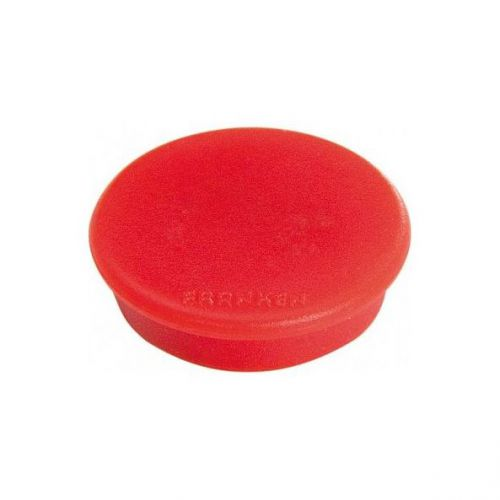 Franken Magnet Round 38mm Red
