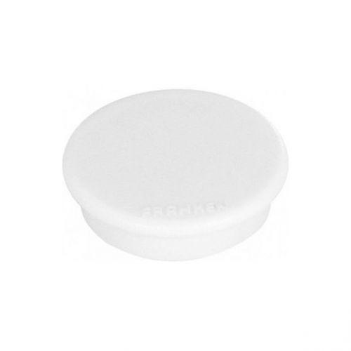 Franken Magnet Round 38mm White