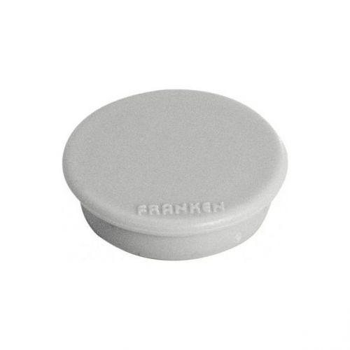 Franken Magnet Round 38mm Grey