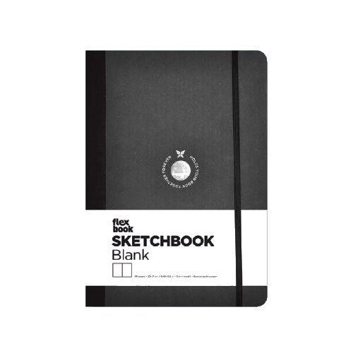 FlexBook 17x24 Sketch black