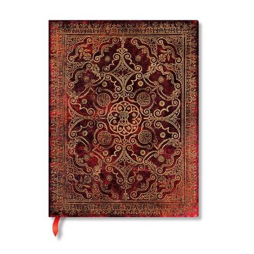 Paperblanks 5 Year Snapshot Journals Carmine Ultra size: 180x230mm 5 Year 192 pages weight 0.63 kg