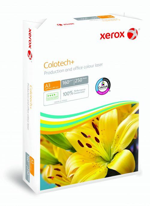Xerox Colotech+ FSC Mix 70% A3 420x297mm 160Gm2 Short Grain 003R99015 Pack 250
