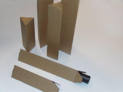 Triangular Postal Tube Self Seal 950 x 144 x 80mm Pack 25