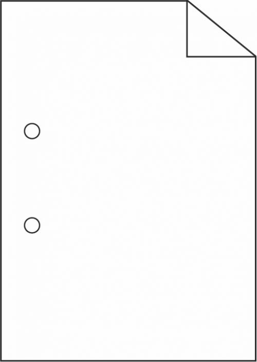 Image Business 2 Hole Punched FSC Mix Credit A4 210x297 mm 80Gm2 Pack of 500