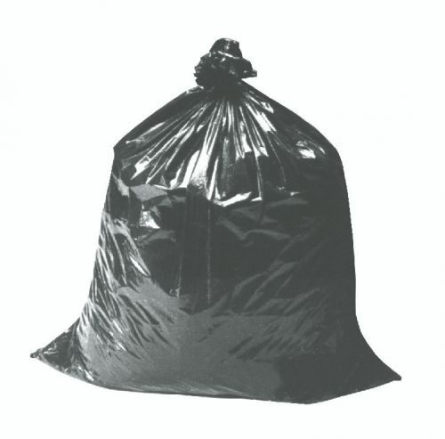 Refuse Sacks Medium 165g Black 450 x 725 x 975mm (18x29x39in) Box 200