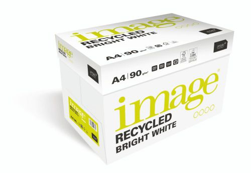 Image Recycled FSC Credit Bright White Sra2 450 x 640mm 100Gm2 Packed 18000