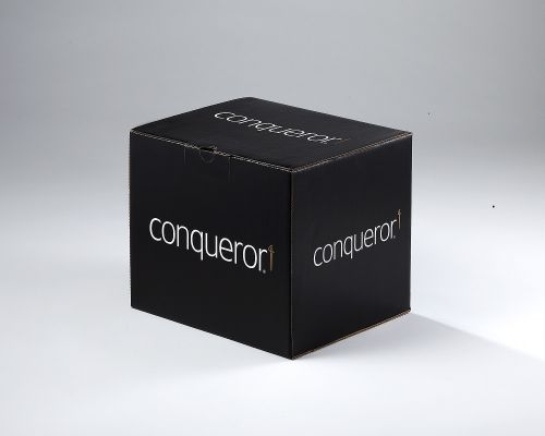 Conqueror Laid Diamond C5 Envelope FSC4 162X229mm Sup/Seal Box250
