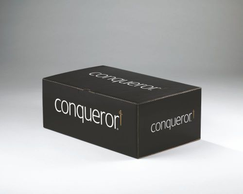 Conqueror Contour Vellum DL Envelope FSC4 110X220mm Sup/Seal Bnd 50 Box500