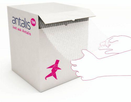 Jiffy Bubble Wrap Dispenser Box 300mm x 50m