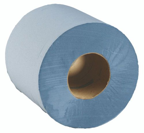 Centre Feed Roll 3325 2 Ply Blue - 375 sheets