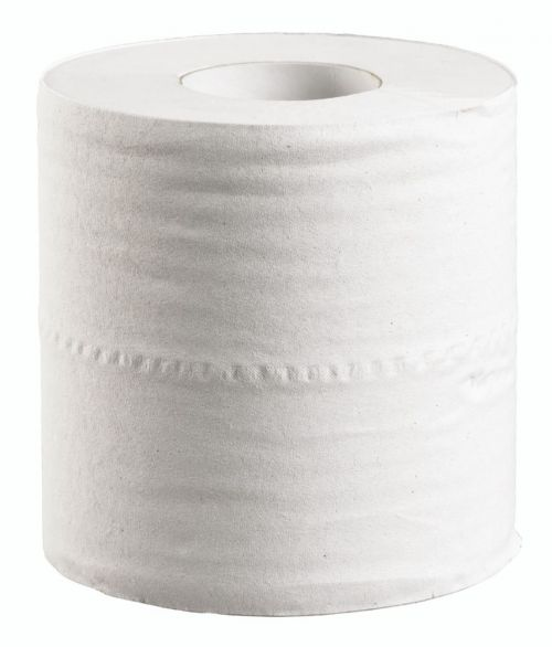 Centre Feed Rolls 3153 2 Ply White 330 Sheets