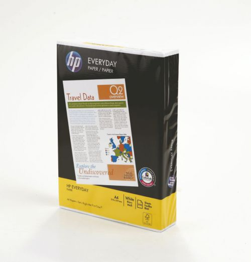 HP EveryDay Paper FSC A4 75gm 500 Sheets              CHP650