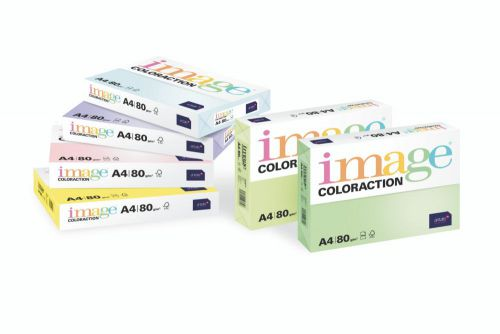 Image Coloraction Malta FSC Mix Credit A3 297x420mm 80Gm2 Mid Blue Pack of 500