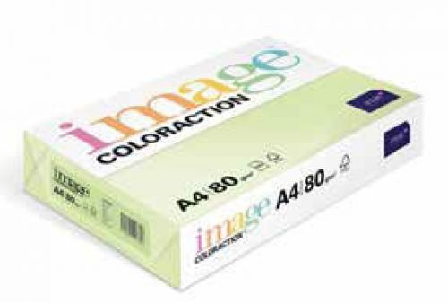Coloraction Tinted Paper Pale Ivory (Atoll) FSC4 A4 210X297mm 80Gm2 Pack 500
